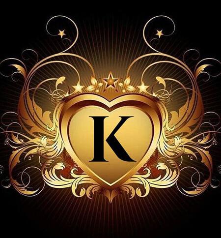 تصاویر پروفایل حرف k