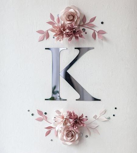 تصاویر پوستر حرف k,تزیینات حرف k