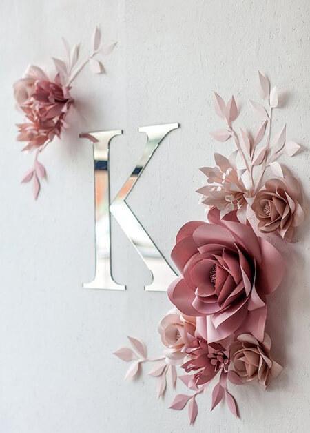 تصاویر حرف k, پروفایل حرف k