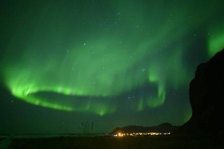عکسهای جالب,عکسهای جذاب, شفق قطبی