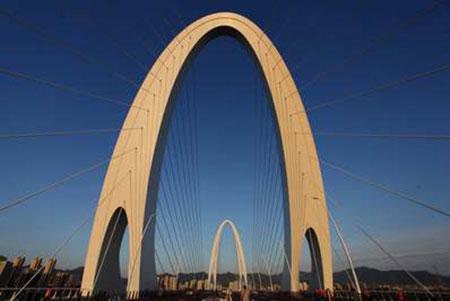 عکسهای جالب,عکسهای جذاب,پل جدید شوگانگ