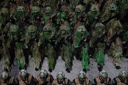 عکسهای جالب,عکسهای جذاب,رژه ارتش