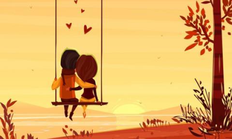 پیامهای عاشقانه و احساسی