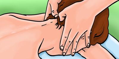 ماساژ درمانی, آموزش ماساژ بدن
