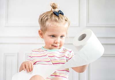 در سه روز کودک خود را از پوشک بگیرید