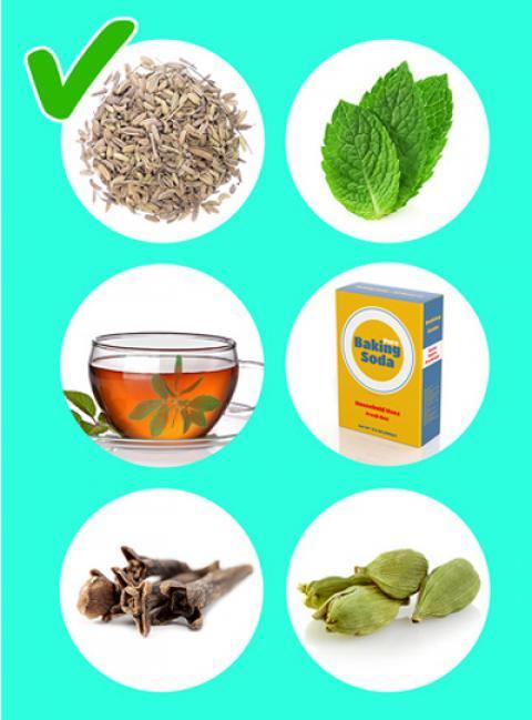 7 راه برای کشتن باکتری ها در دهان و رفع بوی بد دهان