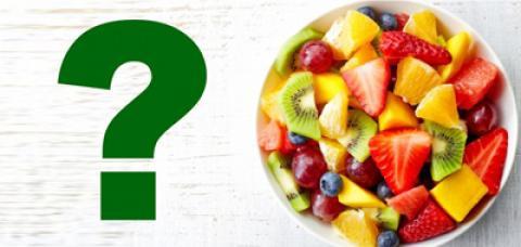 میوه های مضر و مفید برای افراد مبتلا به دیابت