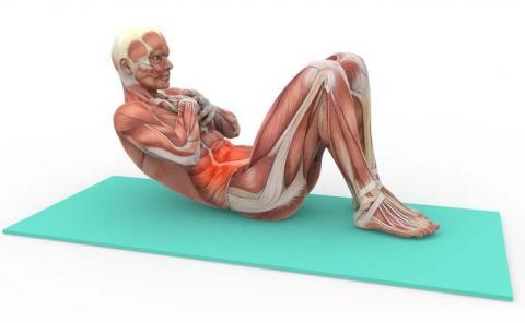 10 تمرین آسان برای از بین بردن درد پشت