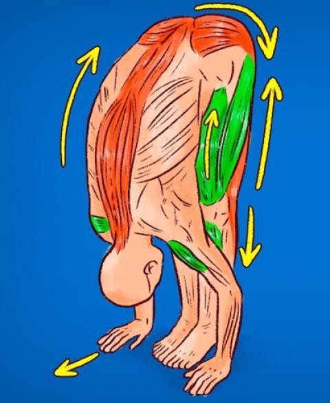 تمریناتی برای درمان سردرد شما بدون دارو
