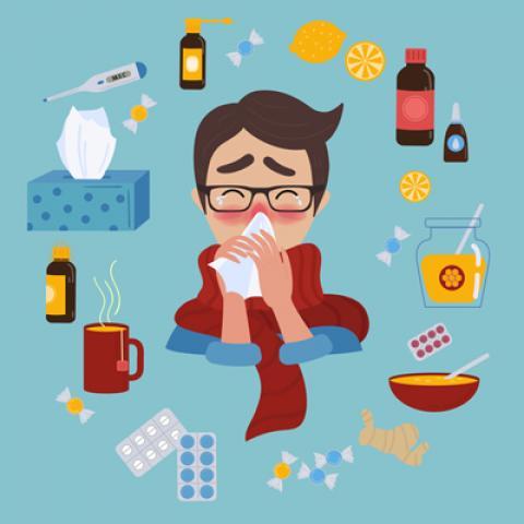 برای پیشگیری از سرماخوردگی و آنفولانزا بخوانید