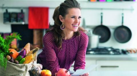 تنظیم هورمون های زنانه با تغذیه