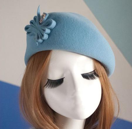 کلاه های فرانسوی, مدل کلاه های فرانسوی