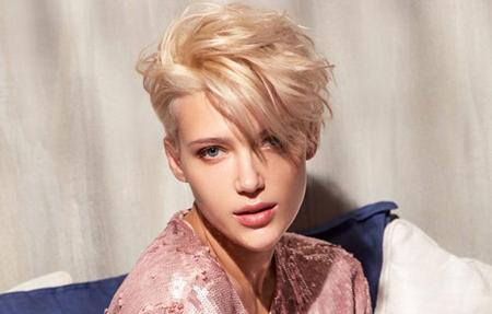 مدل موی خامه ای , انواع مدل موی خامه ای,مدل موی خامه ای دخترانه
