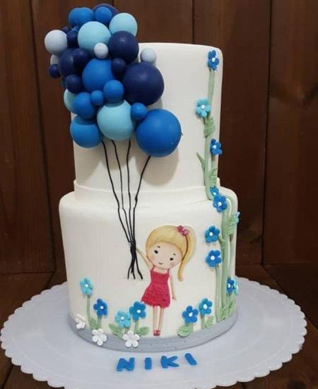 شکل کیک تولد,عکس کيک تولد
