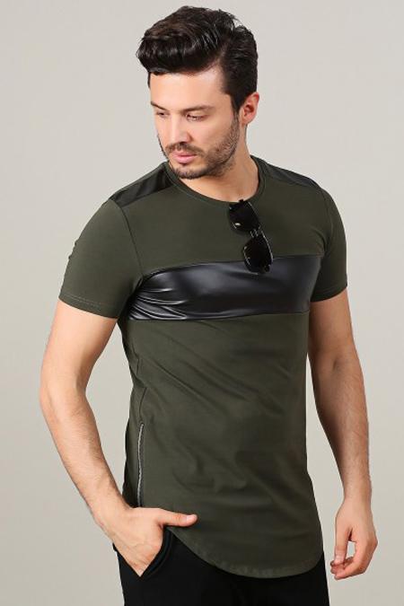انواع مدل تی شرت مردانه