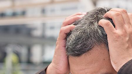علت سفید شدن زود هنگام مو, چکار کنیم موهامون سفید بشه