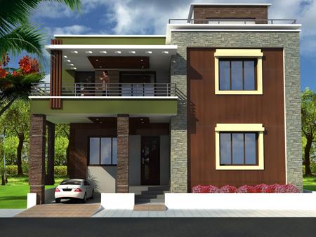 شیک ترین نماهای ساختمان, مدل نمای ساختمان