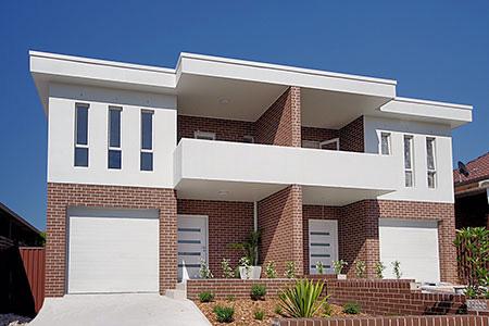 نمای ساختمان دوبلکس, تصاویر نمای ساختمان دوبلکس