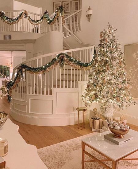 روش های تزیین خانه در کریسمس,تزیین خانه در کریسمس