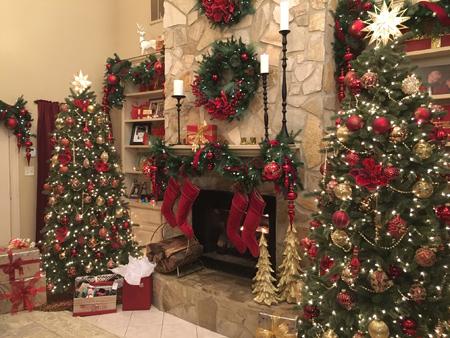 تزیینات جشن کریسمس, دکوراسیون کریسمس