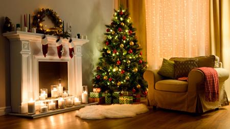 دکوراسیون کریسمس, دکوراسیون و چیدمان کریسمس