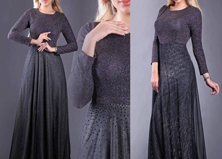 لباس های لمه زنانه, لباس بلند مجلسی