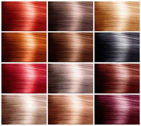 روشهای انتخاب بهترین رنگ مو متناسب با چهره