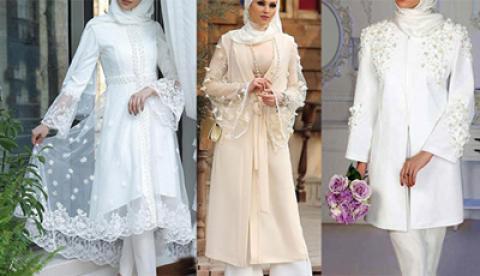 ست های لباس سفید