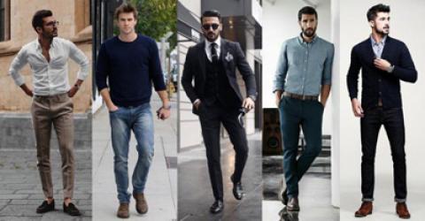 10 اشتباه برای پوشش آقایان