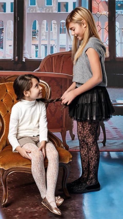 مدل جوراب شلواری بچه گانه جوراب شلواری بچه گانه