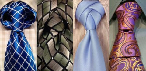 آموزش بستن 6 مدل کراوات