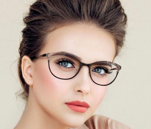 مدل فریم عینک دخترانه