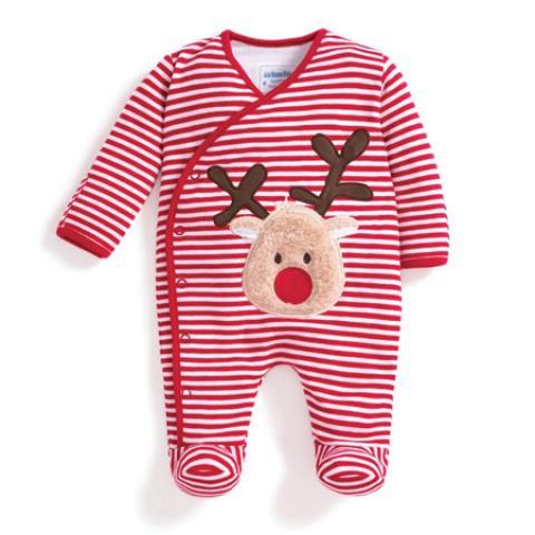 مدل سرهمی نوزادی کریسمس