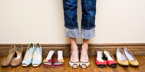 نحوه ست کردن رنگ شلوار با کفش