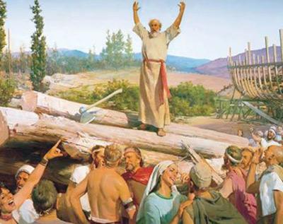 سام بن نوح که بود؟