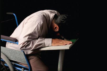 آموزش تصویری خواندن نماز به صورت نشسته