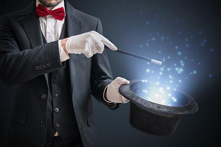 حکم شرعی شعبده بازی و تردستی حکم شعبده بازی و تردستی از نظر مراجع