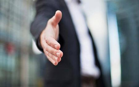 نظر اسلام درمورد دست دادن, راهنمای دست دادن, علت دست دادن