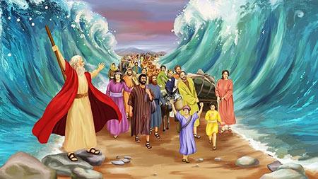 حضرت موسی,معجزات حضرت موسی,زندگینامه حضرت موسی