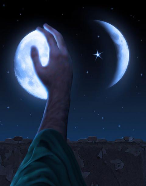 همه چیز درباره معجزه شق القمر و زمان وقوع آن