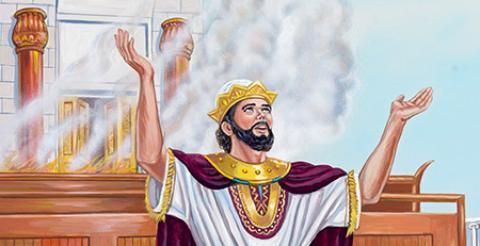 زندگی نامه حضرت سلیمان (ع)