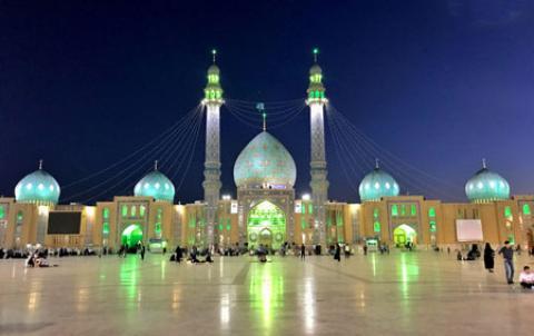 آداب و اعمال مسجد جمکران