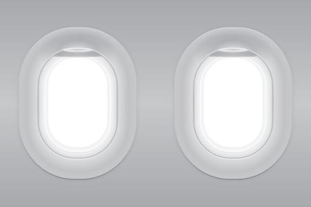 گرد بودن پنجره های هواپیما,دانستنی های جالب