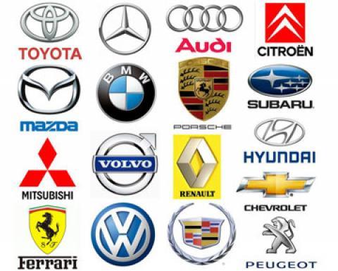 «آرم» خودروهای معروف نشانه چیست؟