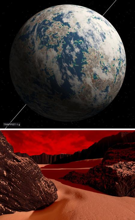 سیاره هایی شبیه زمین, آشنایی با سیاره هایی شبیه زمین