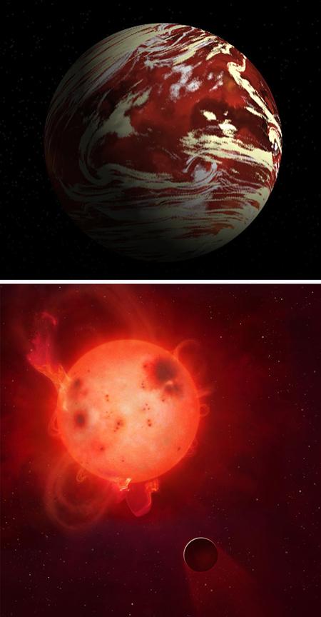 تصاویر سیارات شبیه زمین,اسم سیارات شبیه زمین