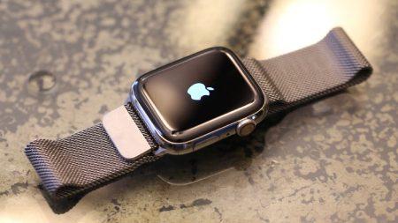 نحوه بازگشایی قفل اپل واچ (Apple Watch) نحوه باز کردن قفل اپل واچ