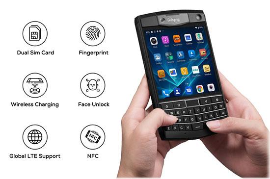 اخبار,موبایل،لپ تاپ وتبلت,متفاوتترین گوشیهای موجود در بازار فناوری جهان
