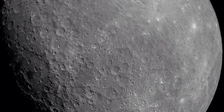نقشه سه بعدی از ماه+عکس
