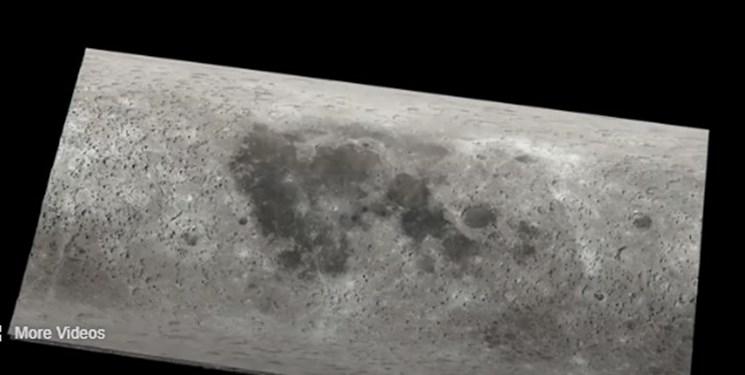 اخبار علمی ,خبرهای علمی,نقشه سه بعدی از ماه
